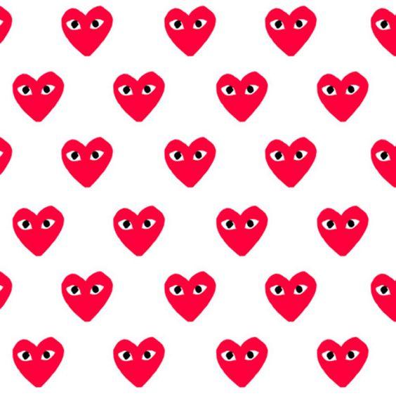 Фото №3 - Маникюр для Дня всех влюбленных (в Comme des Garçons)
