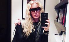 Потеряла лицо: Малиновская становится похожа на Донателлу Версаче