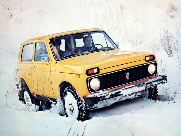Фото №4 - 9 фактов о «Ниве», лучшем автомобиле СССР
