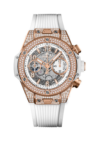 Фото №4 - Hublot представили часы Big Bang Unico White 42 mm