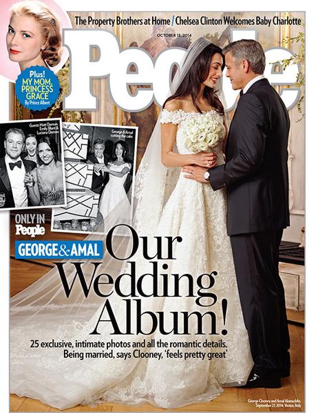Фото №19 - Джордж и Амаль Клуни: история любви