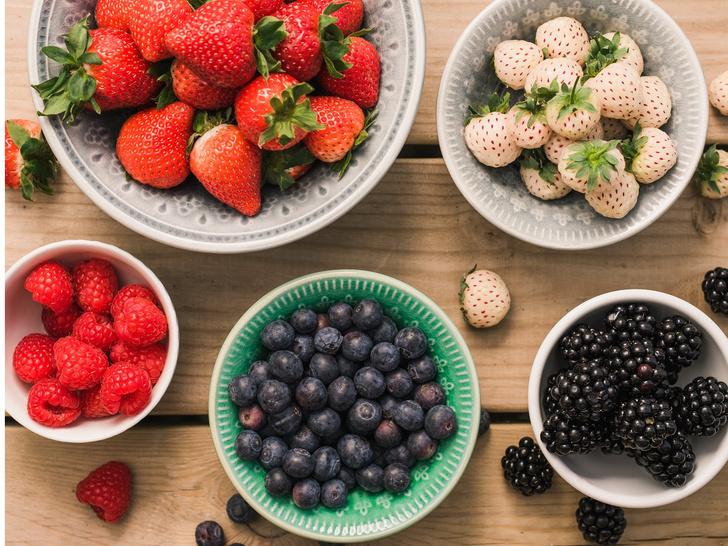 Фото №2 - Топ продуктов, в которых много антиоксидантов