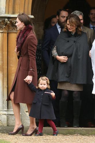 Фото №7 - Неправильное Рождество королевской семьи Великобритании