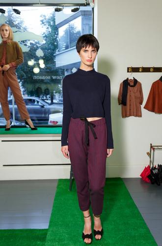 Фото №2 - CARAMEL презентовал первую женскую коллекцию в Москве