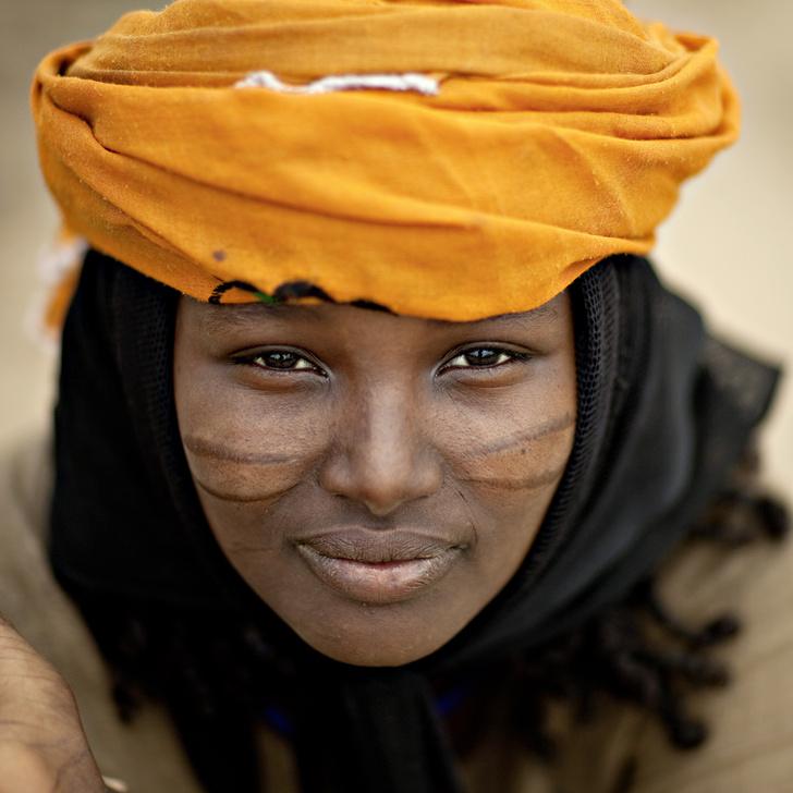 Фото №1 - Мисс мира: Эфиопия. Печать рода