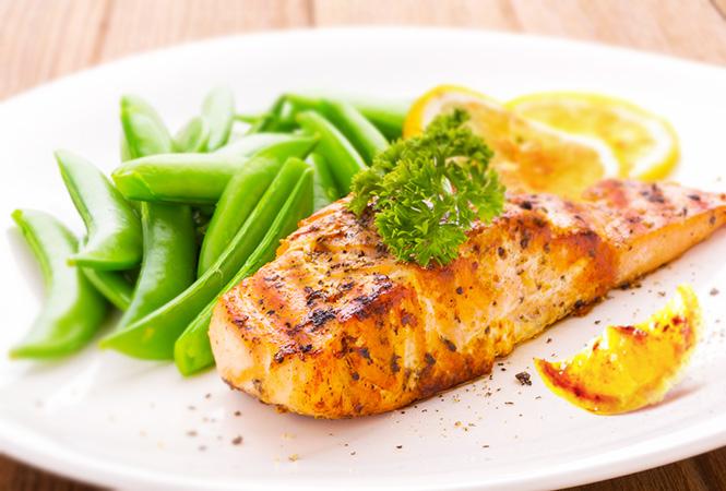 Фото №2 - Рецепт недели: лосось с лимоном на гриле