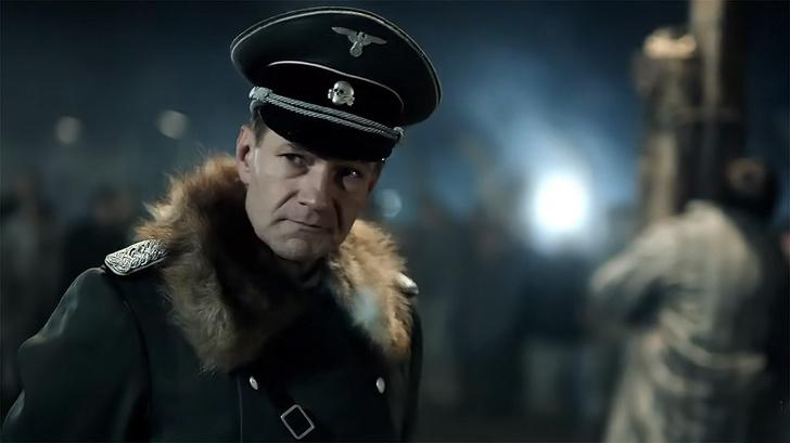 Фото №1 - Трейлер военного фильма Бекмамбетова «Девятаев»