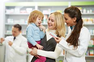 Фото №1 - Лекарства и ребенок: работа над ошибками