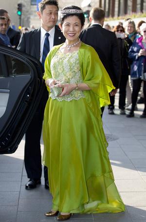Фото №4 - Кто такая японская принцесса Хисако Такамадо (и почему она болеет за футбол)