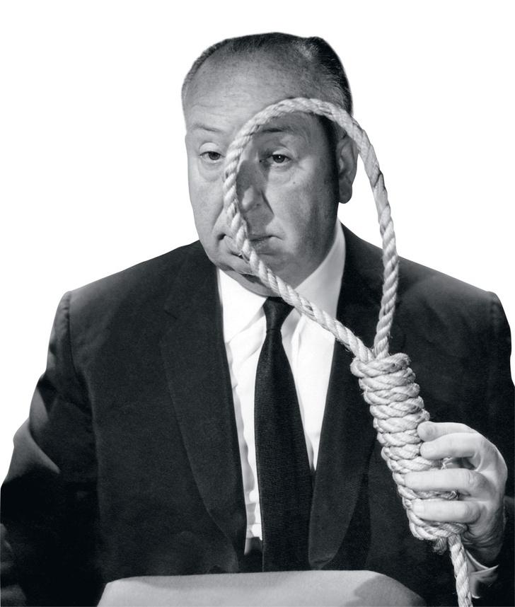 Фото №3 - Человек, который слишком много знал: 9 мифов об Альфреде Хичкоке
