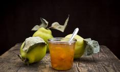 Польза варенья из айвы: рецепт заготовки на зиму