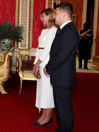 Фото №5 - Герцогиня против Первой леди: модная битва Кейт и Елены Зеленской в Букингемском дворце
