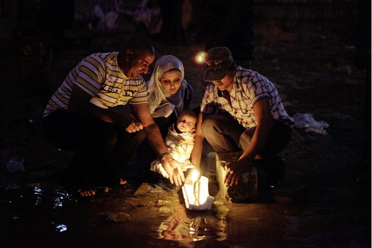 Фото №1 - Традиции: День почитания Хидра и Ильяса, Ирак