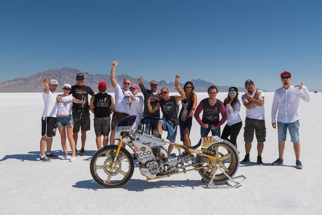 Фото №5 - Как команда из России участвовала в одной из самых опасных мотогонок мира