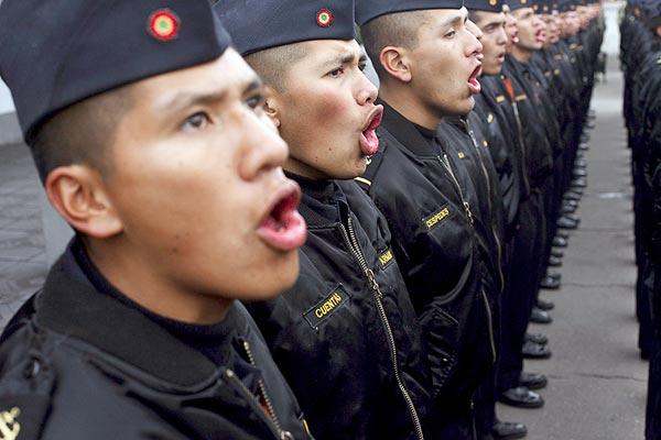 Фото №6 - Военно-сухопутный флот