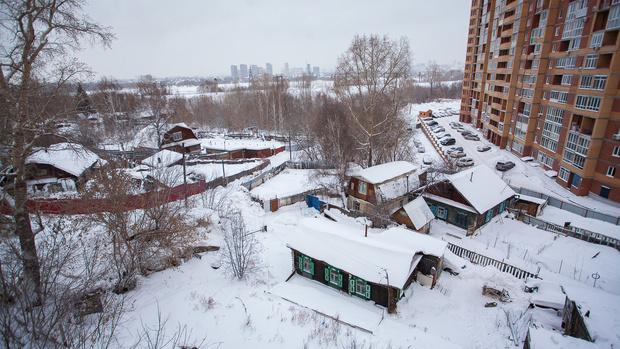 Фото №1 - Минстрой РФ подобрал 700 земельных участков для комплексного развития территорий
