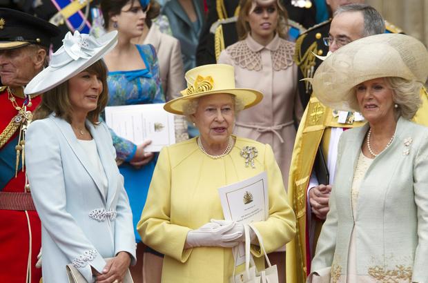 Фото №3 - Единственная просьба Уильяма перед его свадьбой, в которой Королева ему отказала