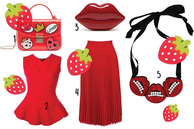 Фото №2 - Топ-10: Красные вещи ко Дню всех влюбленных