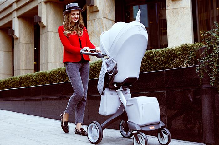 Фото №1 - Готовимся к прогулке с малышом: несколько советов от Stokke®