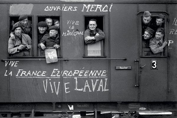 Фото №1 - Франция Виши и Франция Сопротивления