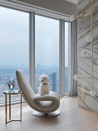 Фото №3 - Квартира певицы Margo в Москва-Сити