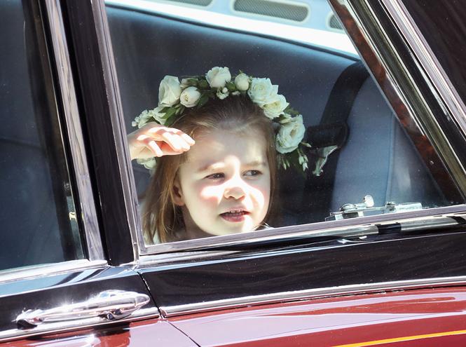 Фото №70 - Свадьба Меган Маркл и принца Гарри: как это было (видео, фото, комментарии)