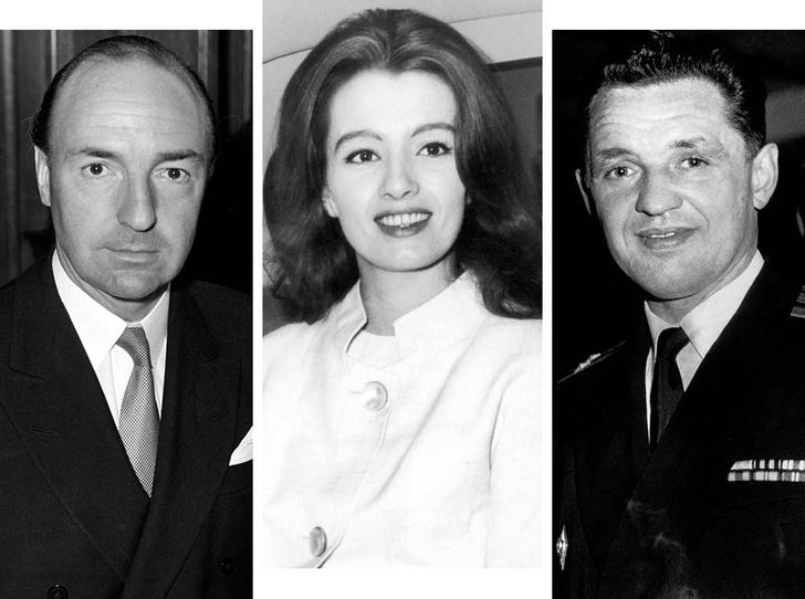 Фото №1 - Британский министр, танцовщица и советский шпион: история самого громкого секс-скандала XX века