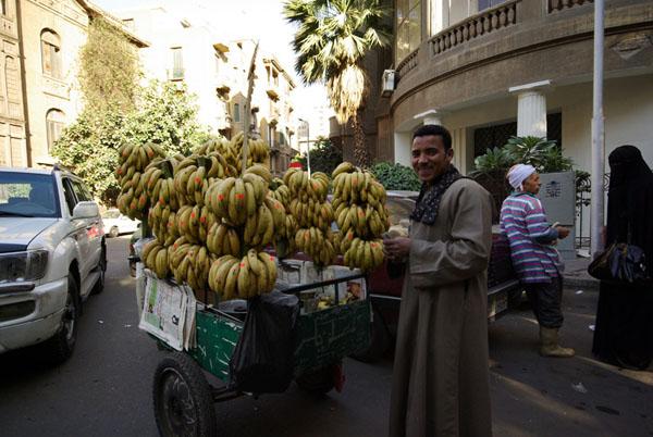 Фото №2 - Первая ступень к сердцу Каира