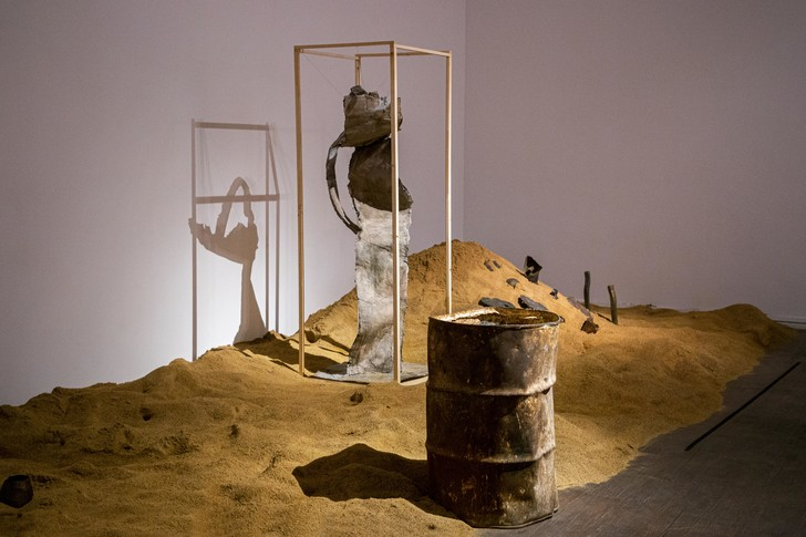 Фото №1 - «Практика, процесс, срез»: выставка Андрея Красулина в ММОМА