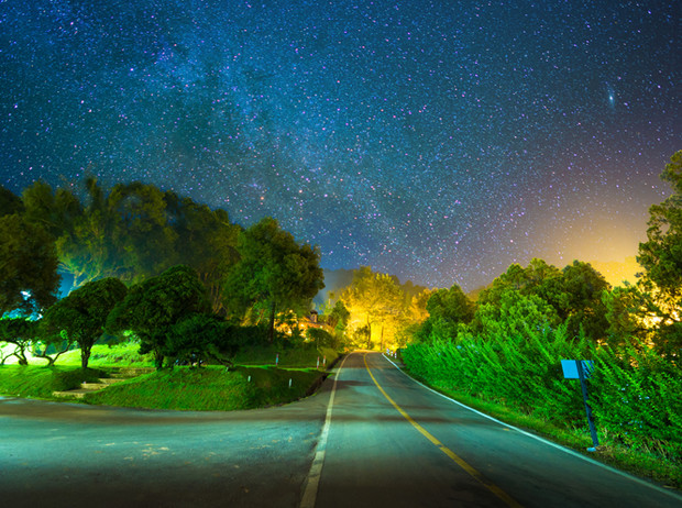 Фото №3 - Звездная карта: самые красивые фото ночного неба
