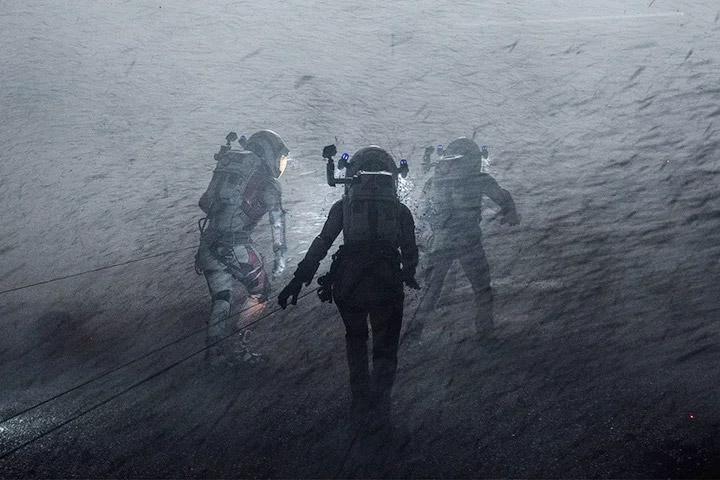 Фото №4 - 10 ляпов и ошибок из фантастических фильмов про космос