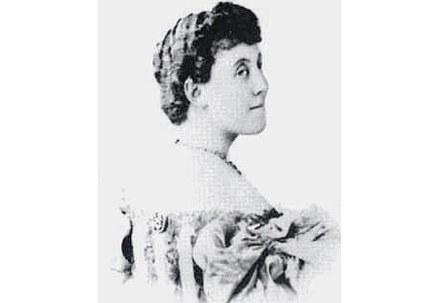 Жена барона Анастасия Маннергейм