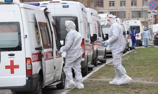 Фото №1 - Военные медики, заразившиеся коронавирусом на работе, получат единовременную выплату