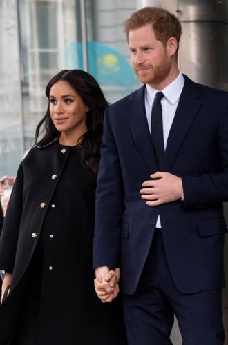 Фото №5 - Меган Маркл и принц Гарри выразили соболезнования народу Новой Зеландии