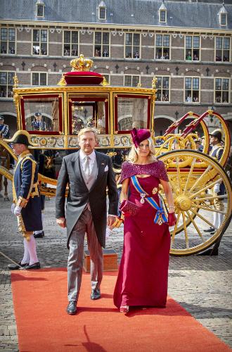 Фото №2 - Король Виллем-Александр выступил в Парламенте в День принца