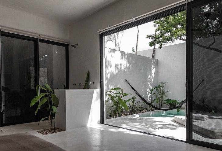 Фото №9 - Райский уголок: дизайн-отель 16 Tulum в джунглях Мексики