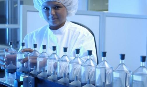 Фото №1 - В Петербурге на треть выросло производство лекарств