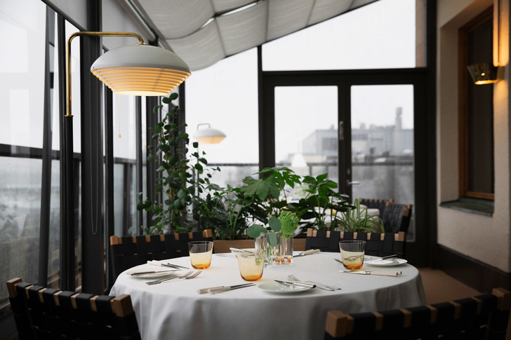 Фото №10 - Реновация ресторана Savoy в Хельсинки