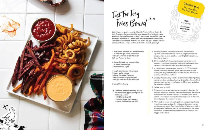 Фото №4 - «Друзья» выпустили кулинарную книгу с рецептами из сериала