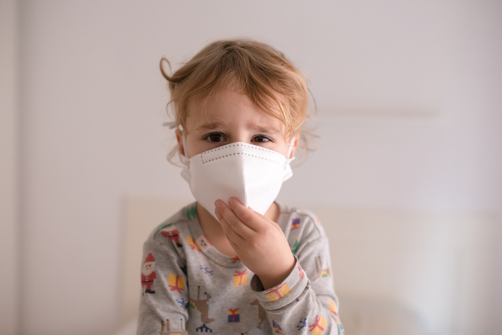 Особенности индийского штамма коронавируса у детей