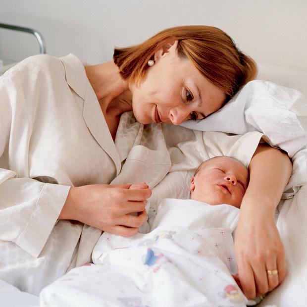 Фото №1 - После родов: вместе или порознь?