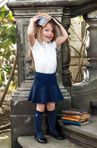 Фото №5 - В школу в поло: детский лукбук осенней коллекции Polo Ralph Lauren