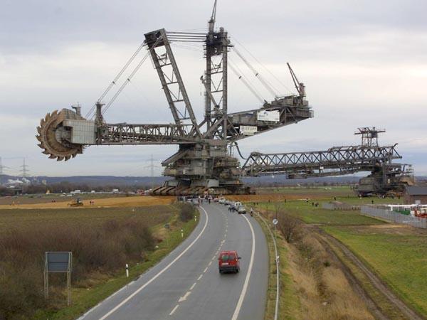 Фото №1 - Генералы угольных карьеров