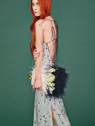 Фото №8 - Интересная комбинация: Александра Федорова и Maison Esve