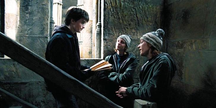 Фото №10 - «Гарри Поттер»: 10 фактов о карте Мародеров, которые знают только те, кто читал книги 🗺️