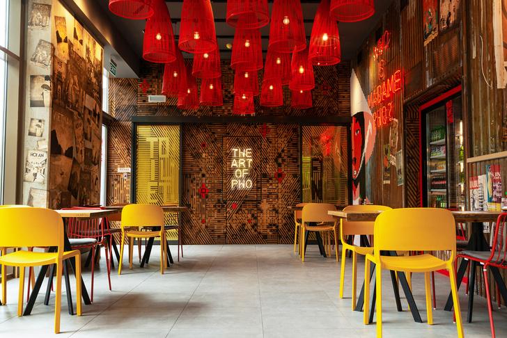 Фото №6 - Вьетнамский ресторан Madame Pho в Будапеште
