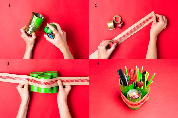 Фото №2 - Hand-made: 3 новогодних подарка своими руками