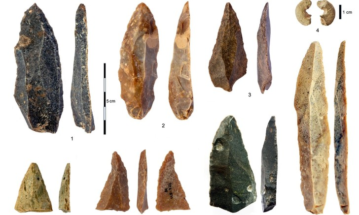 Фото №1 - Найдены древнейшие свидетельства появления Homo sapiens в Европе