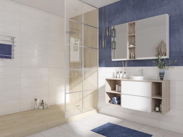 Фото №5 - Интерьер ванной как с обложки: идеи и решения