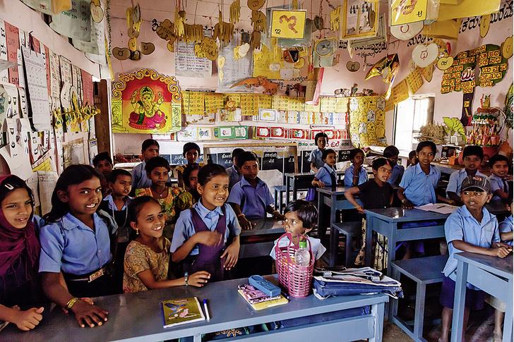 Фото №4 - Накопительный вклад: как воспитывают детей в Индии